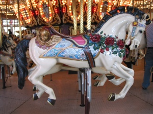 Don't wait and grab your carousel rings right away