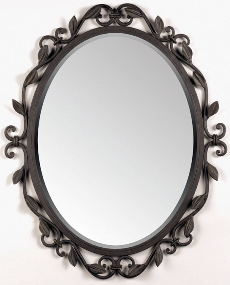 When you look into the mirror  Mirror