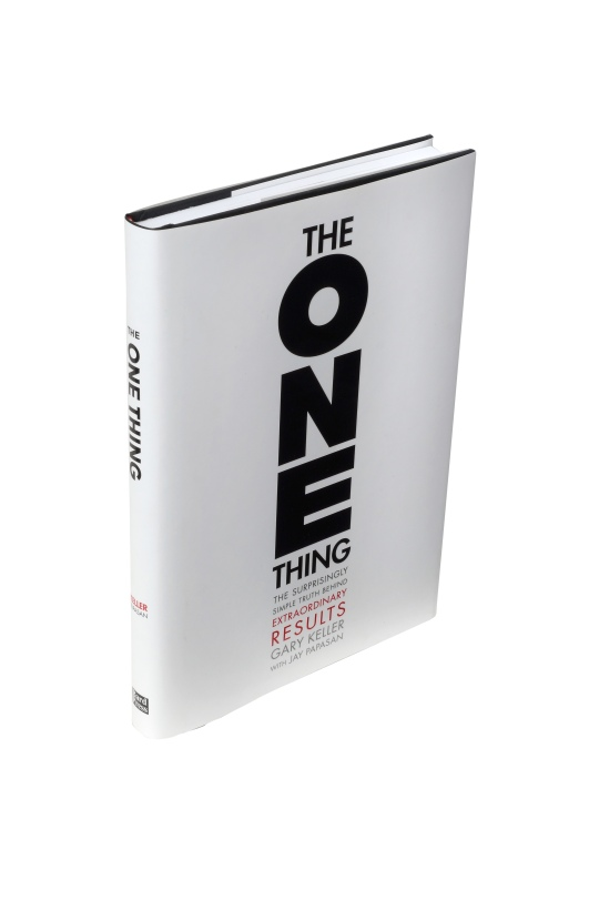 TheONEThing_Book_Front