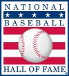 MLB Hall of Fame logo